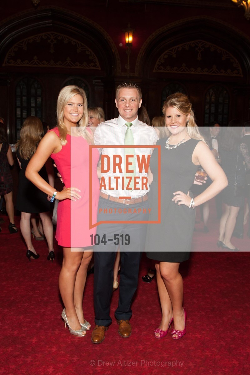 Abbey Davis, Nate Hennings, Laura Davis, Spinsters of San Francisco Presents: 2014 Patrons Reception Honoring Lori Shigekane, US. US, April 12th, 2014,Drew Altizer, Drew Altizer Photography, full-service agency, private events, San Francisco photographer, photographer california