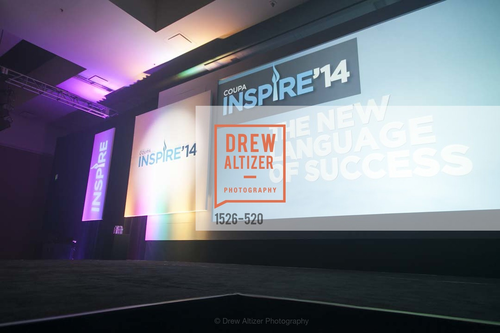 Atmosphere, Coupa Inspire '14, April 17th, 2014, Photo
