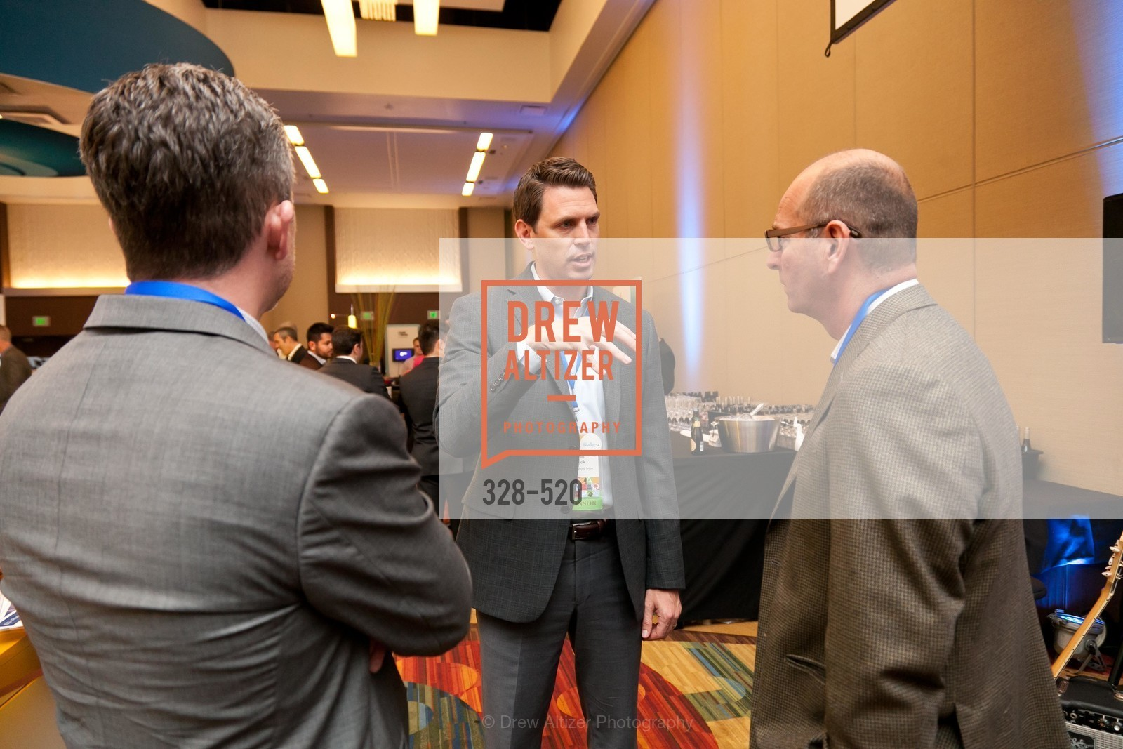 Extras, Coupa Inspire '14, April 17th, 2014, Photo