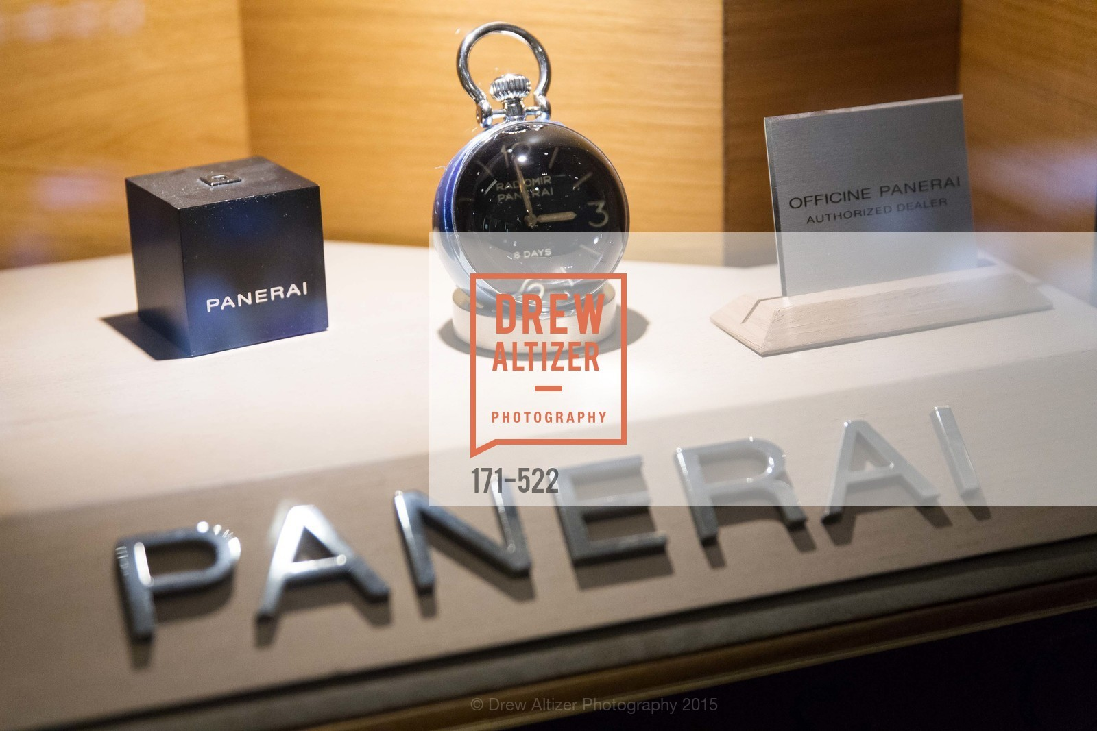 Atmosphere, Shreve & Co of Palo Alto Presents The Panerai Collections, Shreve. 329 Stanford Shopping Center, November 11th, 2015,Drew Altizer, Drew Altizer Photography, full-service event agency, private events, San Francisco photographer, photographer California