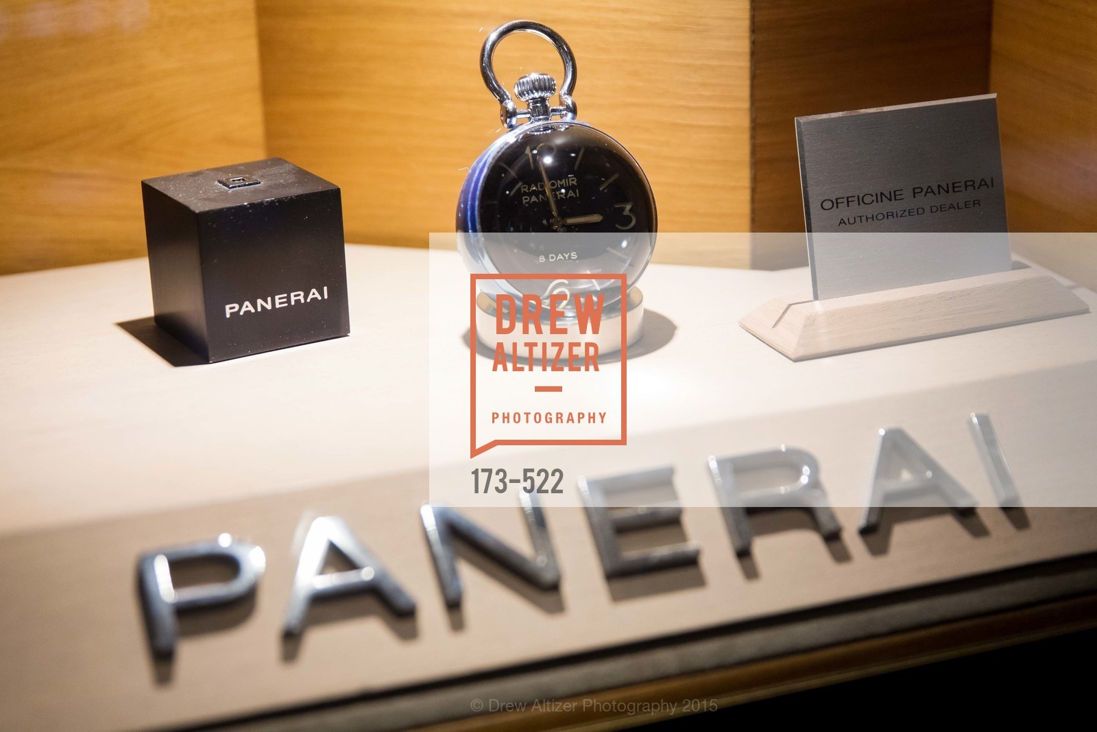 Atmosphere, Shreve & Co of Palo Alto Presents The Panerai Collections, Shreve. 329 Stanford Shopping Center, November 11th, 2015,Drew Altizer, Drew Altizer Photography, full-service agency, private events, San Francisco photographer, photographer california