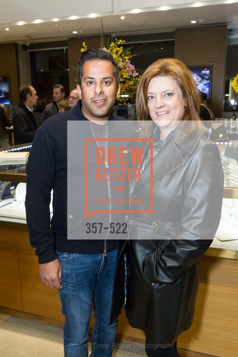 Shawn Sidhu, Kristin Ditlevsen, Shreve & Co of Palo Alto Presents The Panerai Collections, Shreve. 329 Stanford Shopping Center, November 11th, 2015,Drew Altizer, Drew Altizer Photography, full-service event agency, private events, San Francisco photographer, photographer California