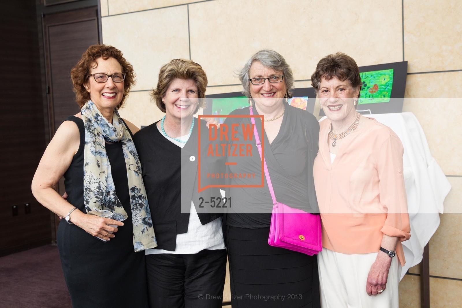 Susan Gefter, Kathleen Andreson, Ann Kirk, Gail Nebenzahl, Photo #2-5221