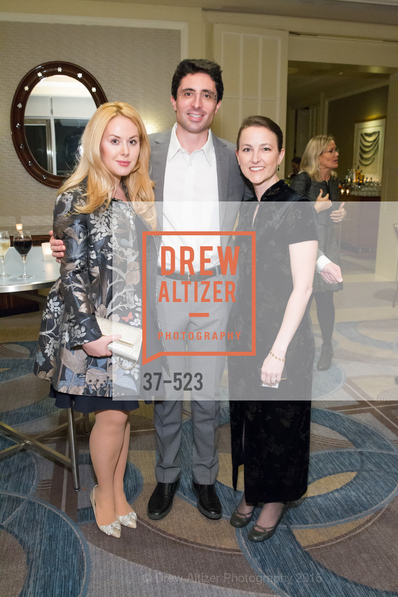 Natasha Demasi, Niccolo Demasi, Kimberly Wicott, San Francisco Education Fund's 33rd Annual Back to School Gala, Four Seasons Hotel. 757 Market Street, November 12th, 2015,Drew Altizer, Drew Altizer Photography, full-service agency, private events, San Francisco photographer, photographer california
