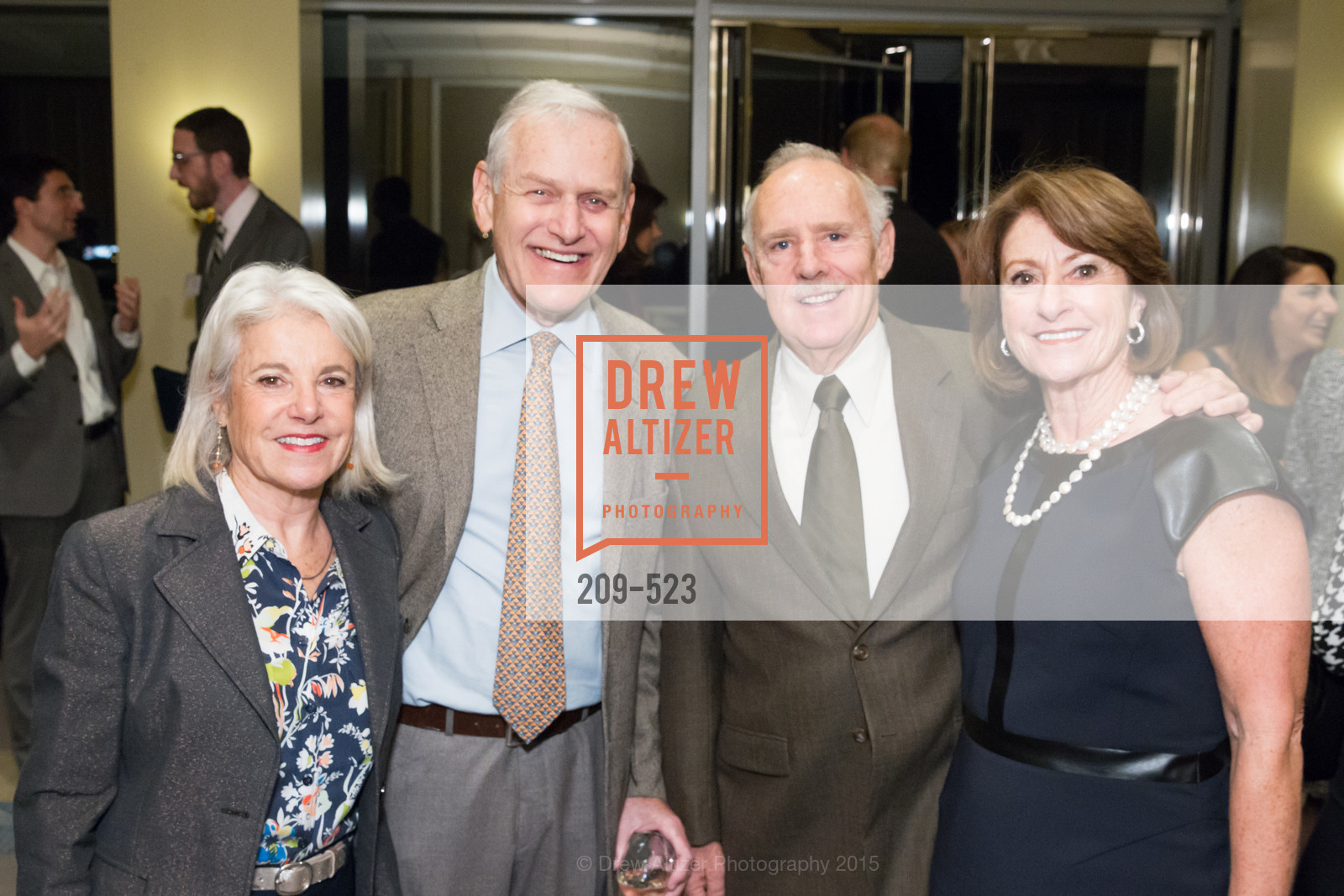 Lin Segal, Ed Segal, Gary Grossman, Judy Grossman, San Francisco Education Fund's 33rd Annual Back to School Gala, Four Seasons Hotel. 757 Market Street, November 12th, 2015,Drew Altizer, Drew Altizer Photography, full-service event agency, private events, San Francisco photographer, photographer California