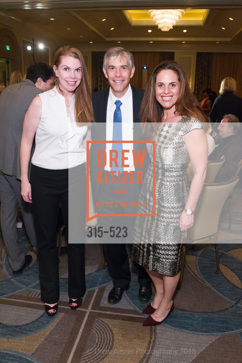 Jennifer Olsen, Jeff Fisher, Shelley Branstond, San Francisco Education Fund's 33rd Annual Back to School Gala, Four Seasons Hotel. 757 Market Street, November 12th, 2015,Drew Altizer, Drew Altizer Photography, full-service agency, private events, San Francisco photographer, photographer california