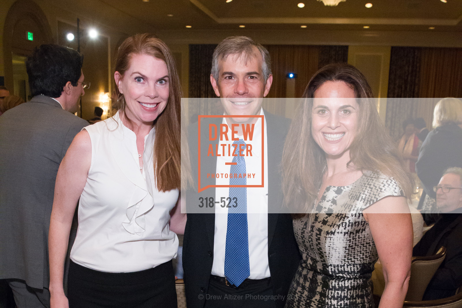 Jennifer Olsen, Jeff Fisher, Shelley Branstond, San Francisco Education Fund's 33rd Annual Back to School Gala, Four Seasons Hotel. 757 Market Street, November 12th, 2015,Drew Altizer, Drew Altizer Photography, full-service event agency, private events, San Francisco photographer, photographer California