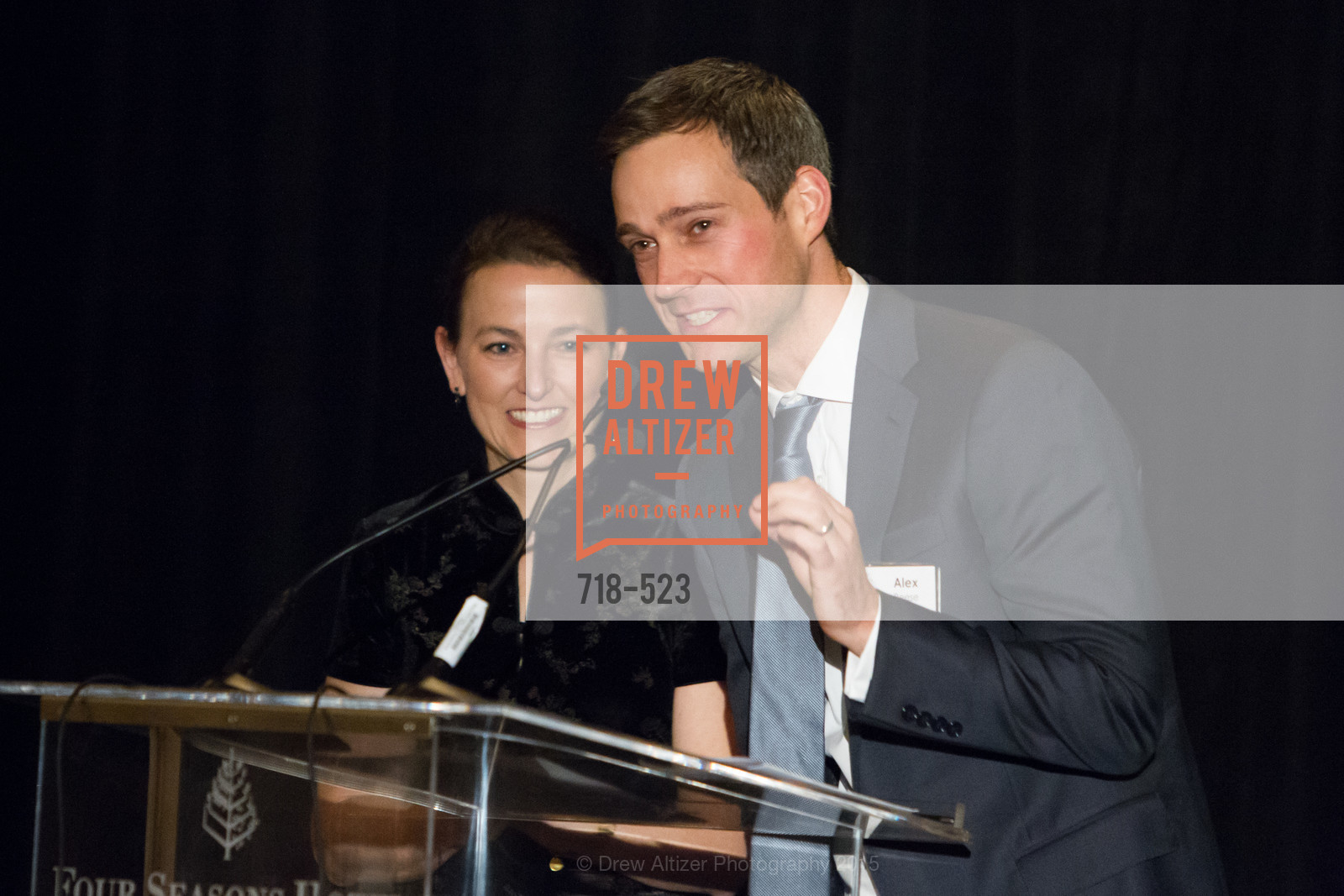 Kimberly Wicott, Alex Reese, San Francisco Education Fund's 33rd Annual Back to School Gala, Four Seasons Hotel. 757 Market Street, November 12th, 2015,Drew Altizer, Drew Altizer Photography, full-service agency, private events, San Francisco photographer, photographer california