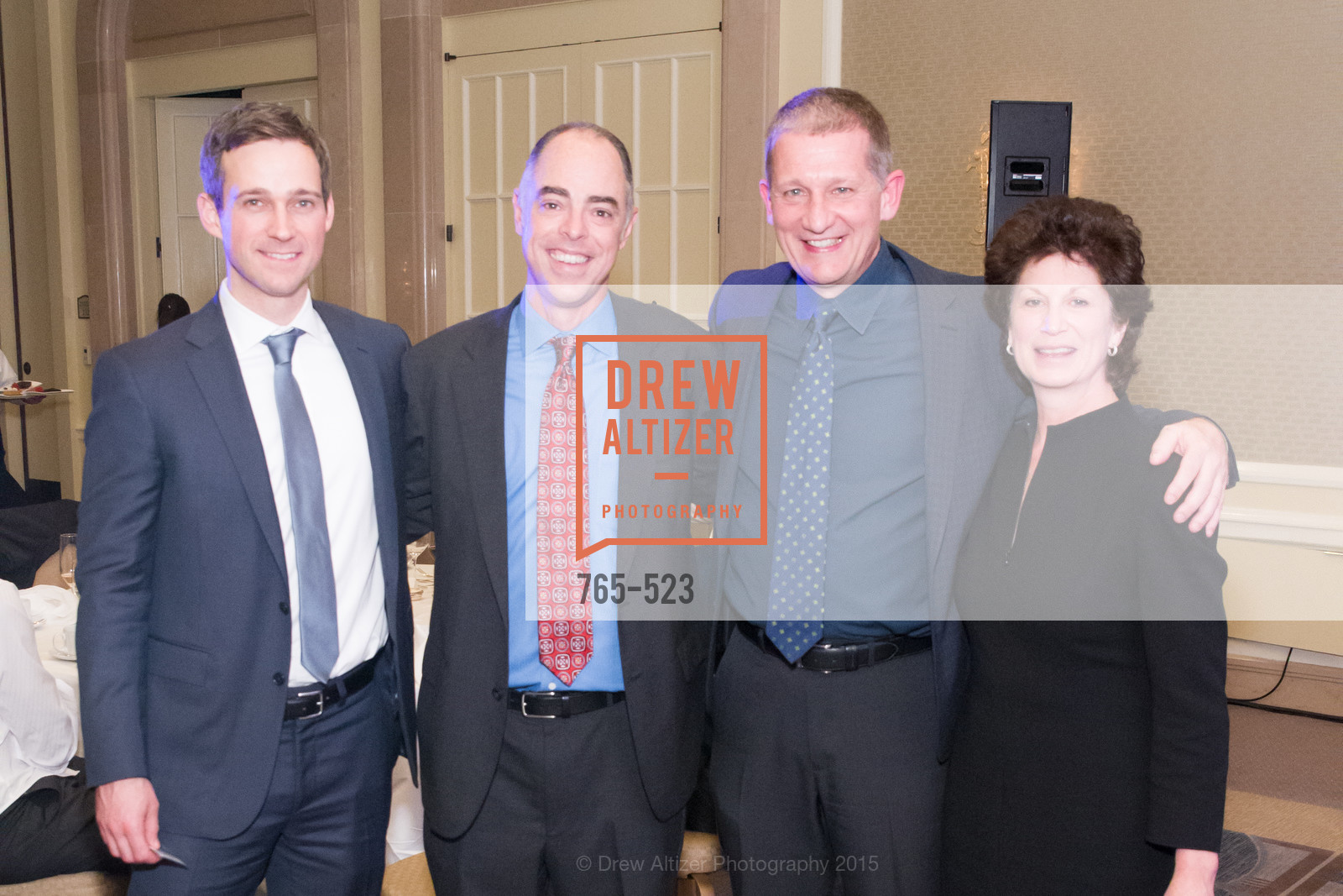 Alex Reese, Matt Alexander, Paul Collins, Pamela Mann, San Francisco Education Fund's 33rd Annual Back to School Gala, Four Seasons Hotel. 757 Market Street, November 12th, 2015,Drew Altizer, Drew Altizer Photography, full-service agency, private events, San Francisco photographer, photographer california