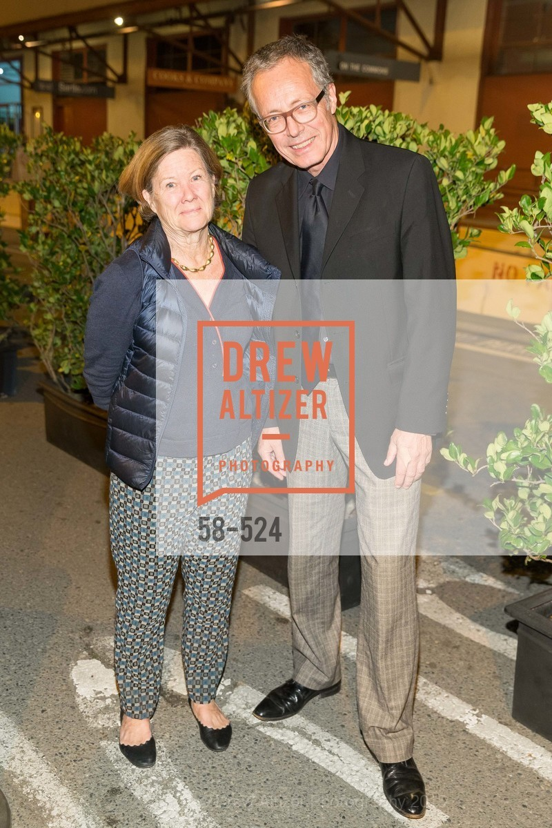 Anne Hatch, Rudolf Frieling, The Forty Part Motet Evening Preview Celebration, Fort Mason Center, Building A. 2 Marina Blvd, November 12th, 2015,Drew Altizer, Drew Altizer Photography, full-service agency, private events, San Francisco photographer, photographer california