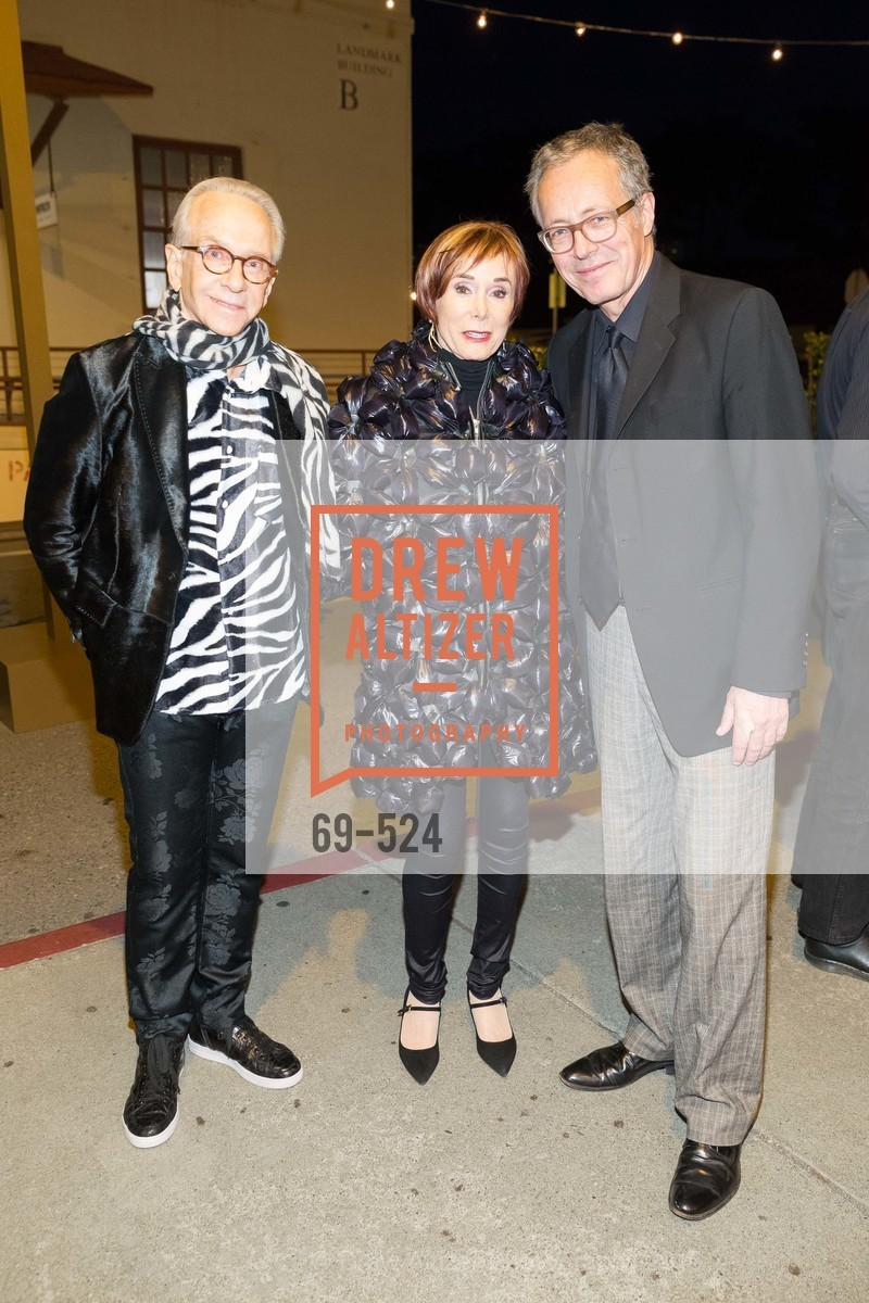 Norman Stone, Norah Stone, Rudolf Frieling, The Forty Part Motet Evening Preview Celebration, Fort Mason Center, Building A. 2 Marina Blvd, November 12th, 2015,Drew Altizer, Drew Altizer Photography, full-service event agency, private events, San Francisco photographer, photographer California