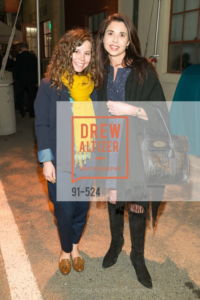 Jen Ontiveros, Candace Cavanaugh, The Forty Part Motet Evening Preview Celebration, Fort Mason Center, Building A. 2 Marina Blvd, November 12th, 2015,Drew Altizer, Drew Altizer Photography, full-service agency, private events, San Francisco photographer, photographer california