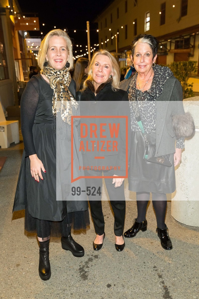 Marnie Burke de Guzman, Karen Bruehl, Karen Kubin, The Forty Part Motet Evening Preview Celebration, Fort Mason Center, Building A. 2 Marina Blvd, November 12th, 2015,Drew Altizer, Drew Altizer Photography, full-service agency, private events, San Francisco photographer, photographer california