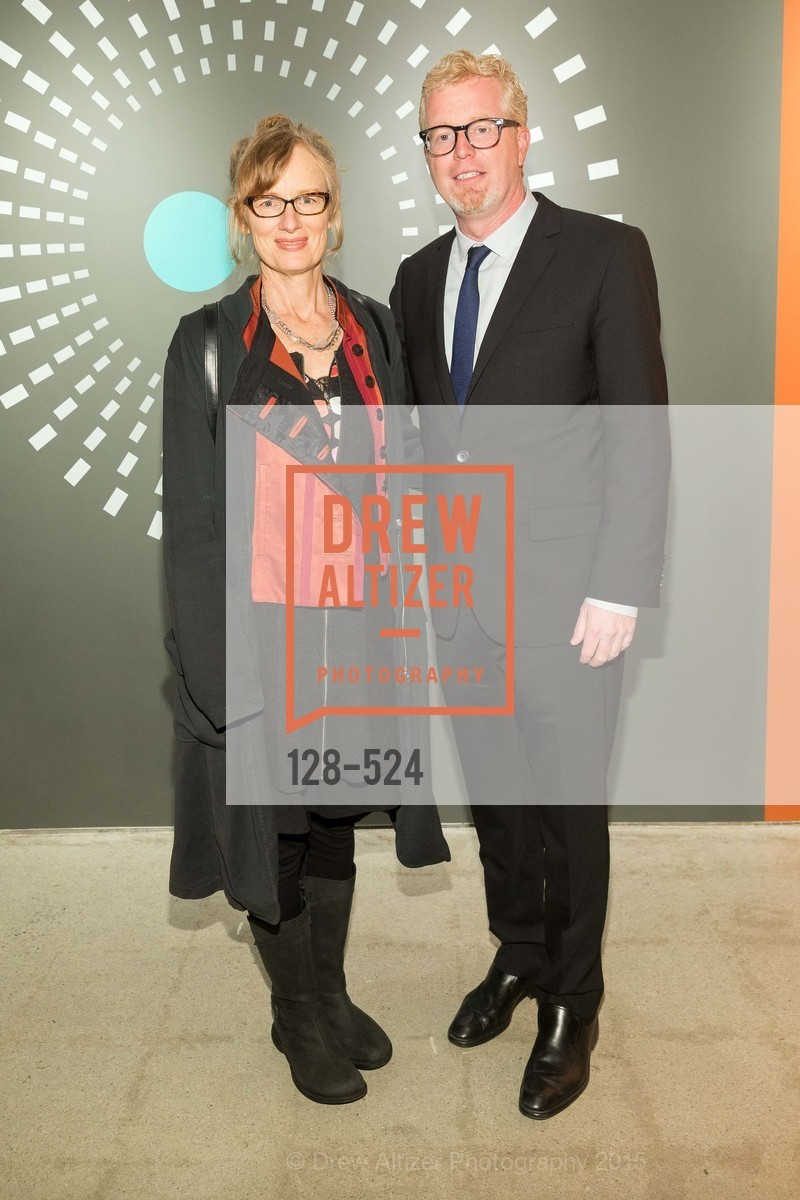 Janet Cardiff, Rich Hillis, The Forty Part Motet Evening Preview Celebration, Fort Mason Center, Building A. 2 Marina Blvd, November 12th, 2015,Drew Altizer, Drew Altizer Photography, full-service agency, private events, San Francisco photographer, photographer california