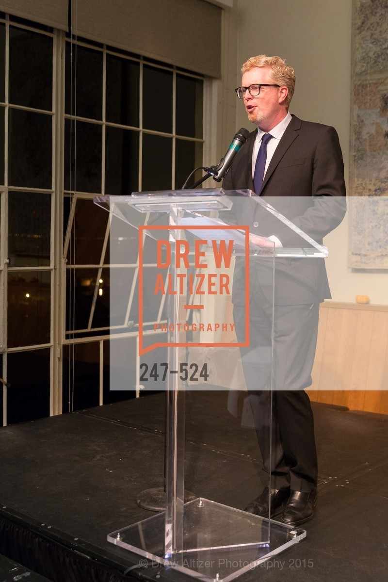 Rich Hillis, The Forty Part Motet Evening Preview Celebration, Fort Mason Center, Building A. 2 Marina Blvd, November 12th, 2015,Drew Altizer, Drew Altizer Photography, full-service agency, private events, San Francisco photographer, photographer california