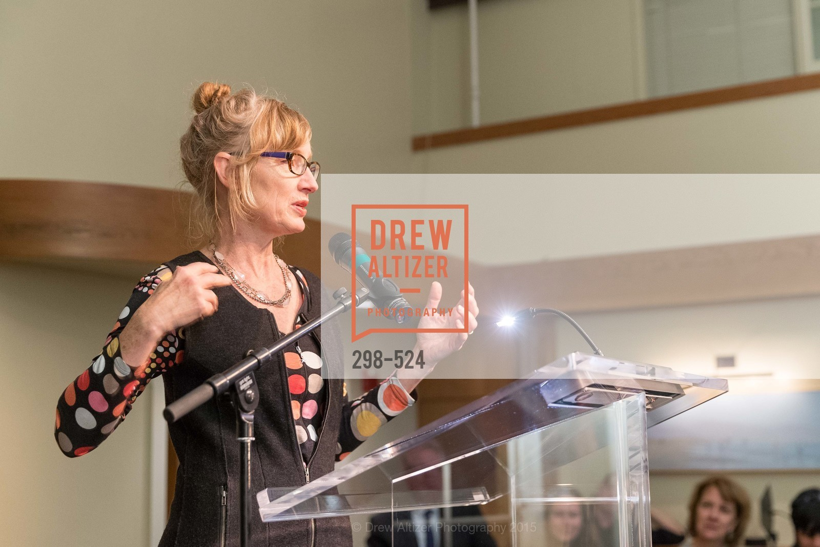 Janet Cardiff, The Forty Part Motet Evening Preview Celebration, Fort Mason Center, Building A. 2 Marina Blvd, November 12th, 2015,Drew Altizer, Drew Altizer Photography, full-service event agency, private events, San Francisco photographer, photographer California