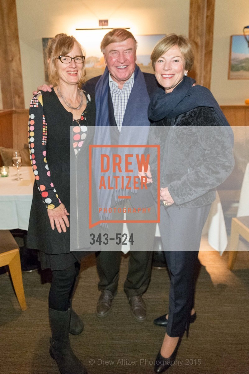 Janet Cardiff, Richard Kramlich, Pamela Kramlich, The Forty Part Motet Evening Preview Celebration, Fort Mason Center, Building A. 2 Marina Blvd, November 12th, 2015,Drew Altizer, Drew Altizer Photography, full-service agency, private events, San Francisco photographer, photographer california