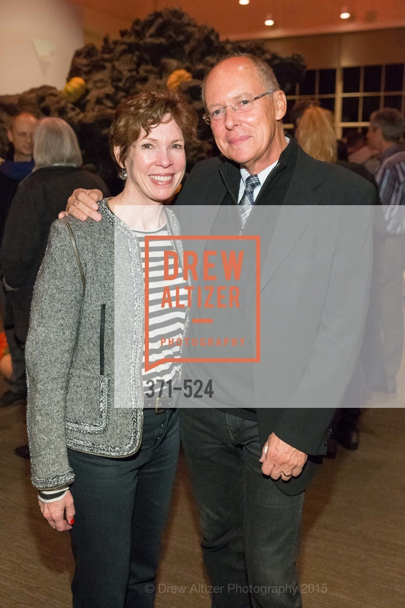 Kitty Morgan, Charles Desmarais, The Forty Part Motet Evening Preview Celebration, Fort Mason Center, Building A. 2 Marina Blvd, November 12th, 2015,Drew Altizer, Drew Altizer Photography, full-service agency, private events, San Francisco photographer, photographer california