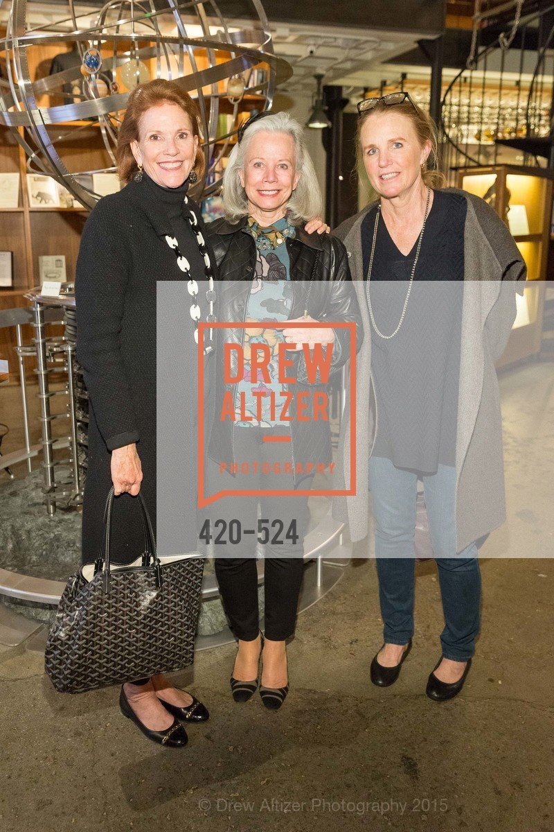 Helen Spaulding, Susie McBaine, Kirby Walker, The Forty Part Motet Evening Preview Celebration, Fort Mason Center, Building A. 2 Marina Blvd, November 12th, 2015,Drew Altizer, Drew Altizer Photography, full-service agency, private events, San Francisco photographer, photographer california