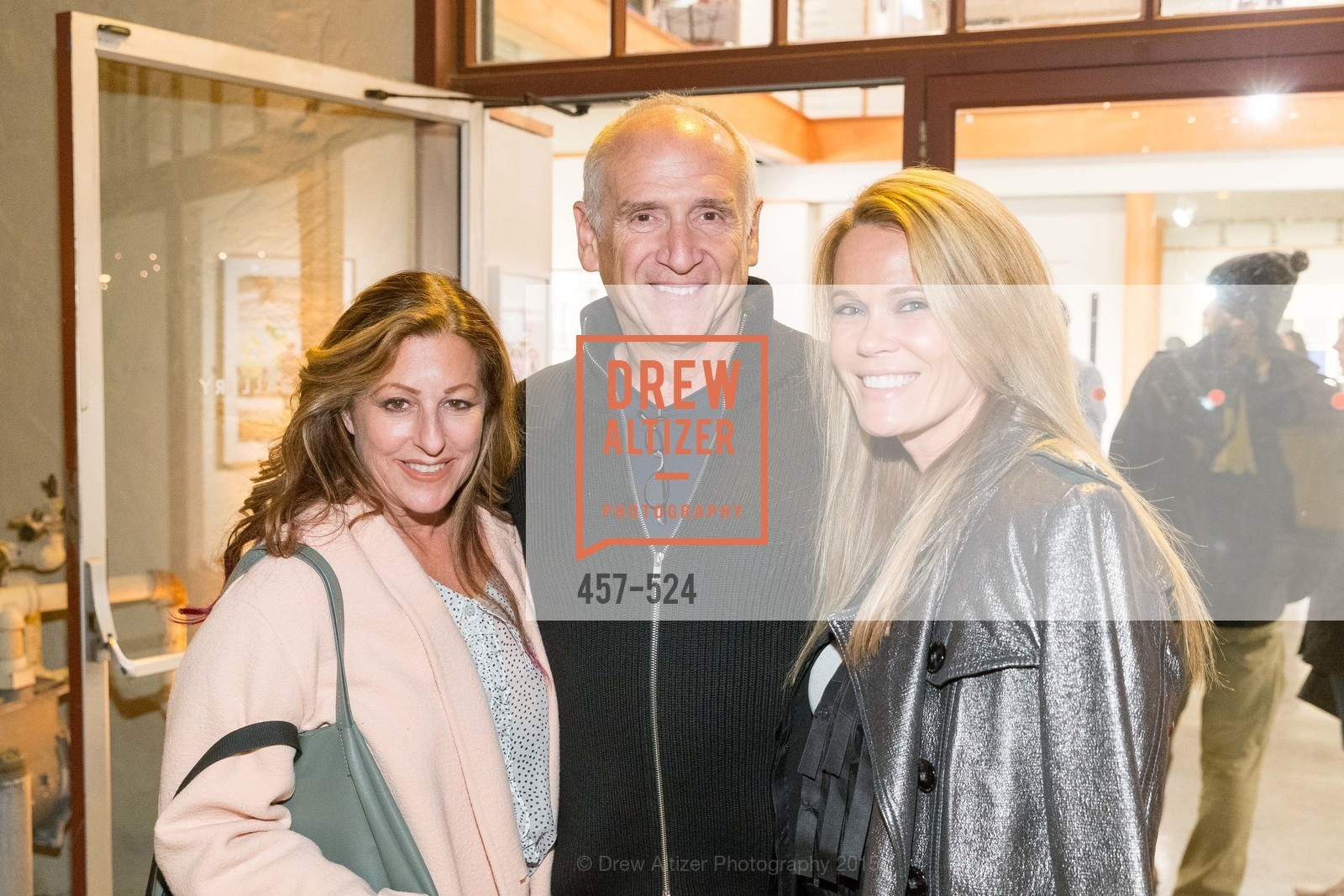 Victoria Loren Miller, Greg Sieck, Stephanie Tuttle, The Forty Part Motet Evening Preview Celebration, Fort Mason Center, Building A. 2 Marina Blvd, November 12th, 2015,Drew Altizer, Drew Altizer Photography, full-service agency, private events, San Francisco photographer, photographer california