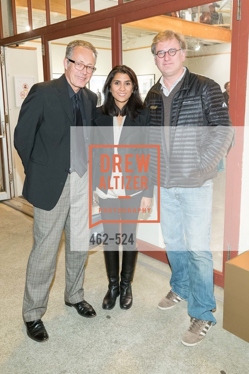 Rudolf Frieling, Alka Agrawal, Noah Cowan, The Forty Part Motet Evening Preview Celebration, Fort Mason Center, Building A. 2 Marina Blvd, November 12th, 2015,Drew Altizer, Drew Altizer Photography, full-service event agency, private events, San Francisco photographer, photographer California