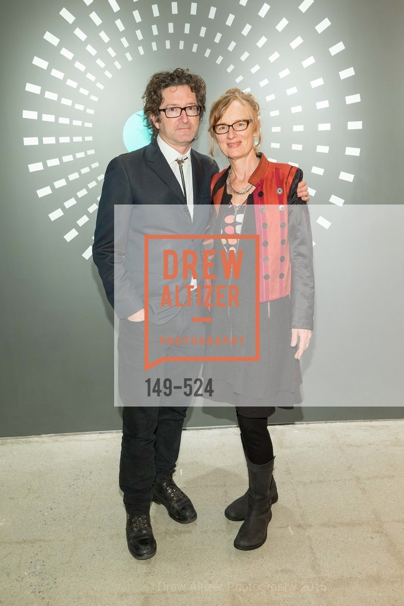 George Bures Miller, Janet Cardiff, The Forty Part Motet Evening Preview Celebration, Fort Mason Center, Building A. 2 Marina Blvd, November 12th, 2015,Drew Altizer, Drew Altizer Photography, full-service agency, private events, San Francisco photographer, photographer california