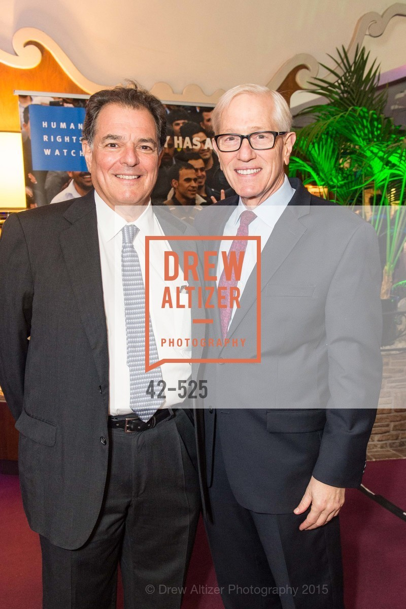 Rick Suede, Dick Wollack, Human Rights Watch Voices for Justice, Bimbo's. 2525 Van Ness St, November 12th, 2015,Drew Altizer, Drew Altizer Photography, full-service agency, private events, San Francisco photographer, photographer california