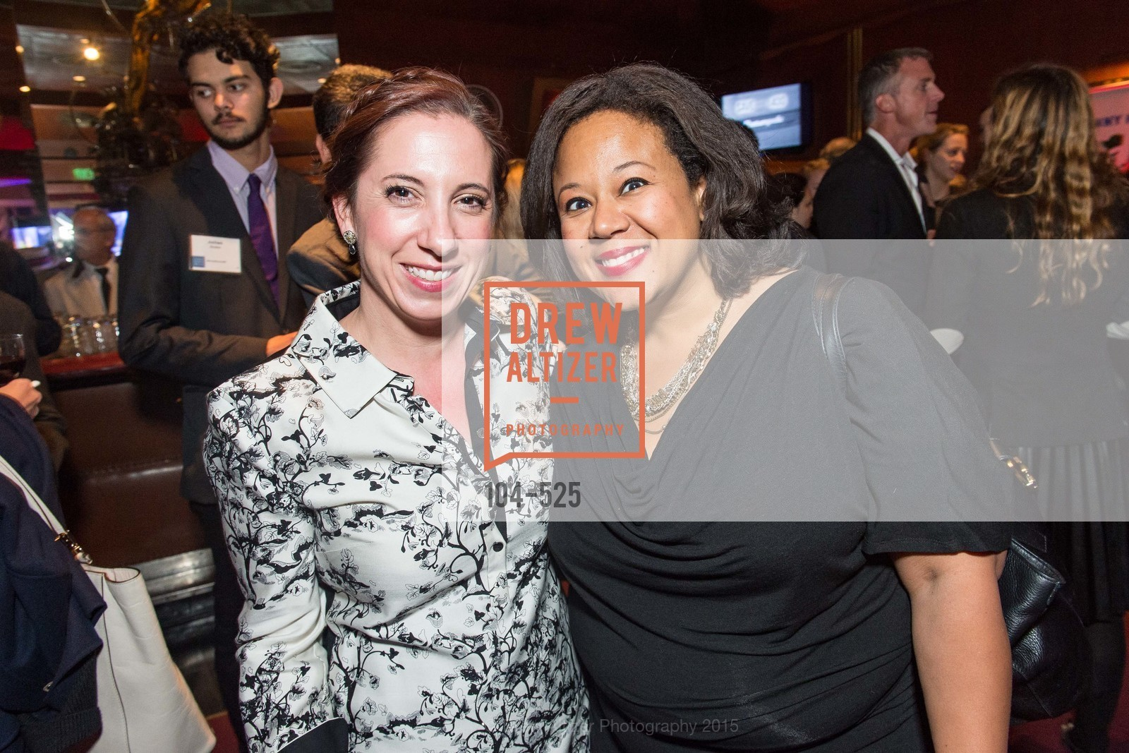 Joy Alferness, Jasmine Guillory, Human Rights Watch Voices for Justice, Bimbo's. 2525 Van Ness St, November 12th, 2015,Drew Altizer, Drew Altizer Photography, full-service agency, private events, San Francisco photographer, photographer california