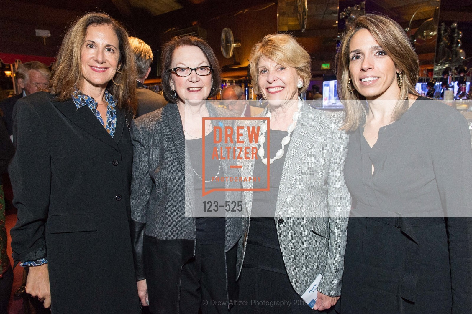 Emily Scott Pottruck, Joan Platt, Dagmar Dolby, Natasha Dolby, Human Rights Watch Voices for Justice, Bimbo's. 2525 Van Ness St, November 12th, 2015,Drew Altizer, Drew Altizer Photography, full-service event agency, private events, San Francisco photographer, photographer California