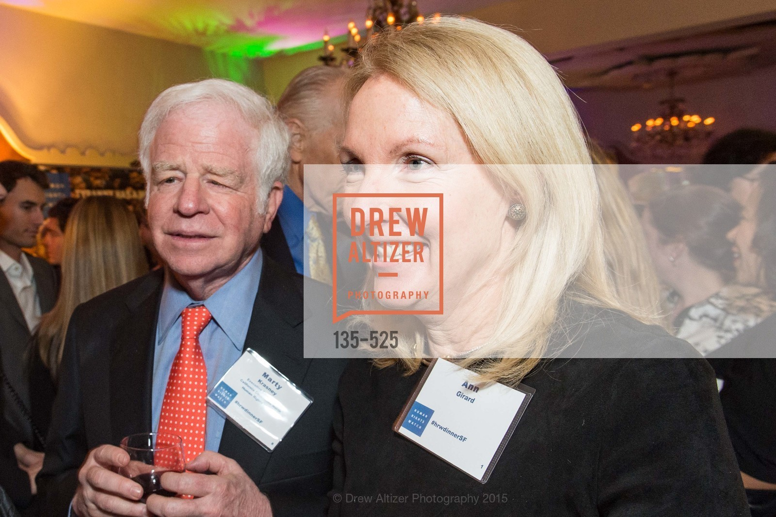 Marty Krasney, Ann Girard, Human Rights Watch Voices for Justice, Bimbo's. 2525 Van Ness St, November 12th, 2015,Drew Altizer, Drew Altizer Photography, full-service event agency, private events, San Francisco photographer, photographer California