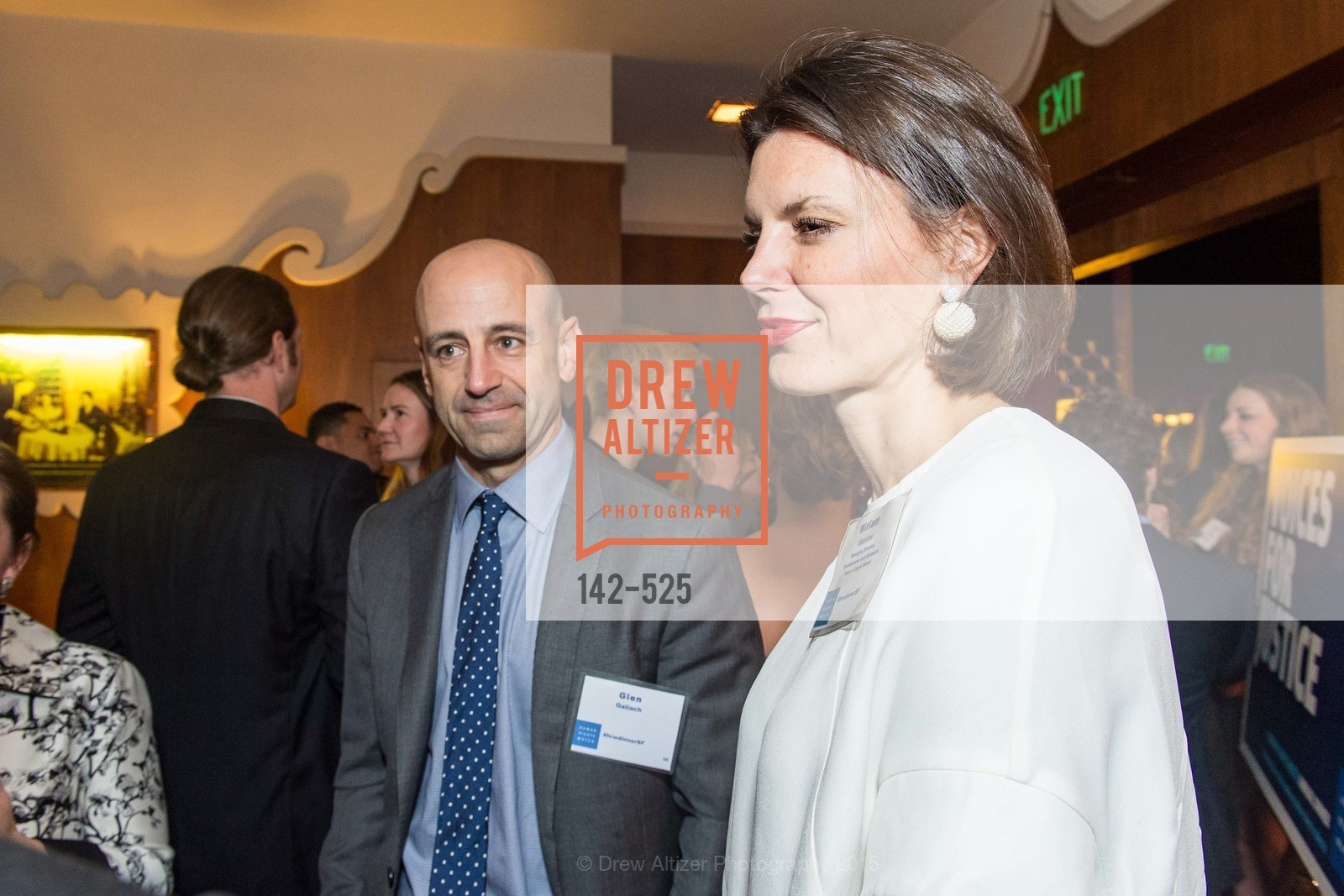 Glen Galiach, Miriam Mahlow, Human Rights Watch Voices for Justice, Bimbo's. 2525 Van Ness St, November 12th, 2015,Drew Altizer, Drew Altizer Photography, full-service agency, private events, San Francisco photographer, photographer california