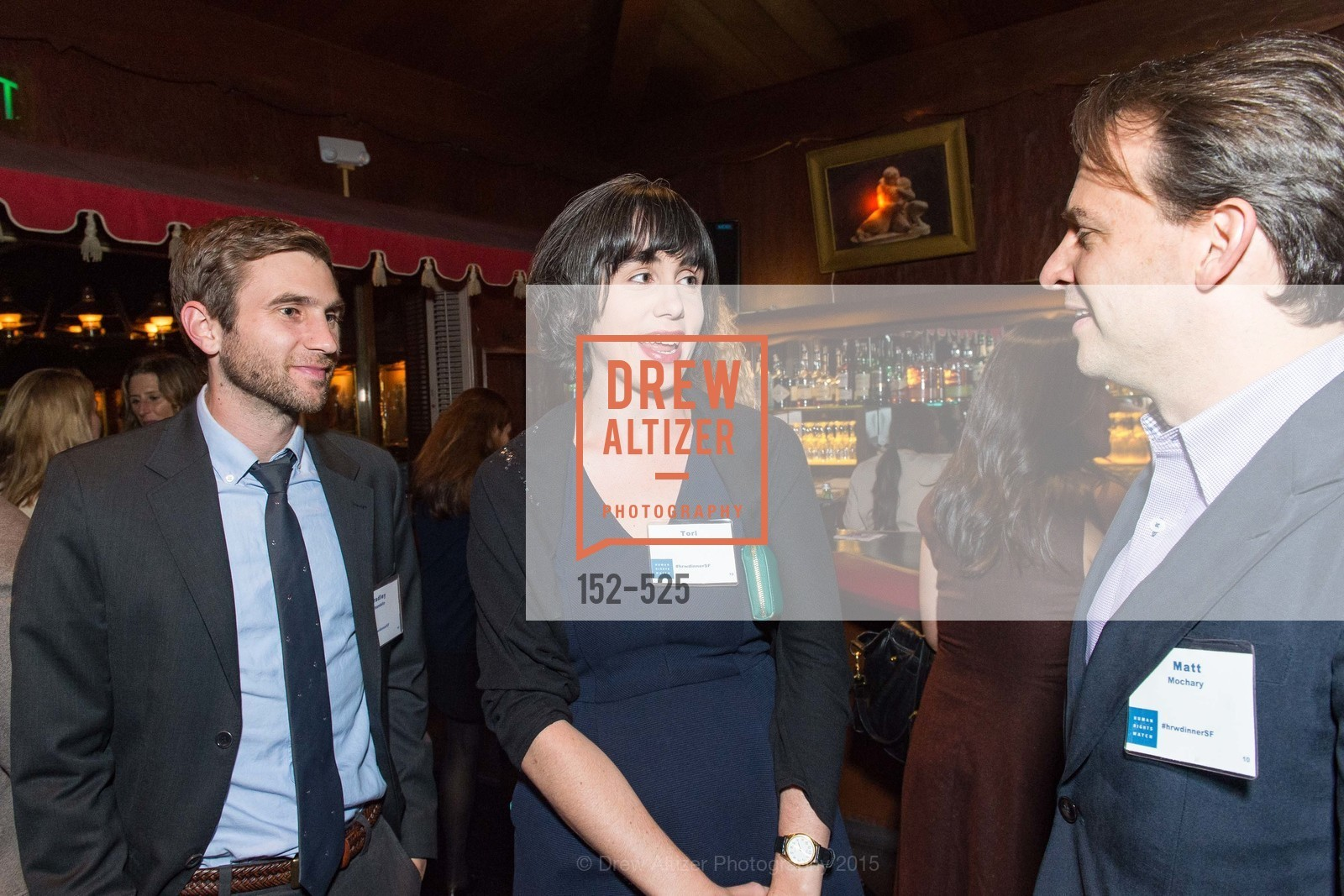 Tori Lanterman, Matt Mocahry, Human Rights Watch Voices for Justice, Bimbo's. 2525 Van Ness St, November 12th, 2015,Drew Altizer, Drew Altizer Photography, full-service agency, private events, San Francisco photographer, photographer california