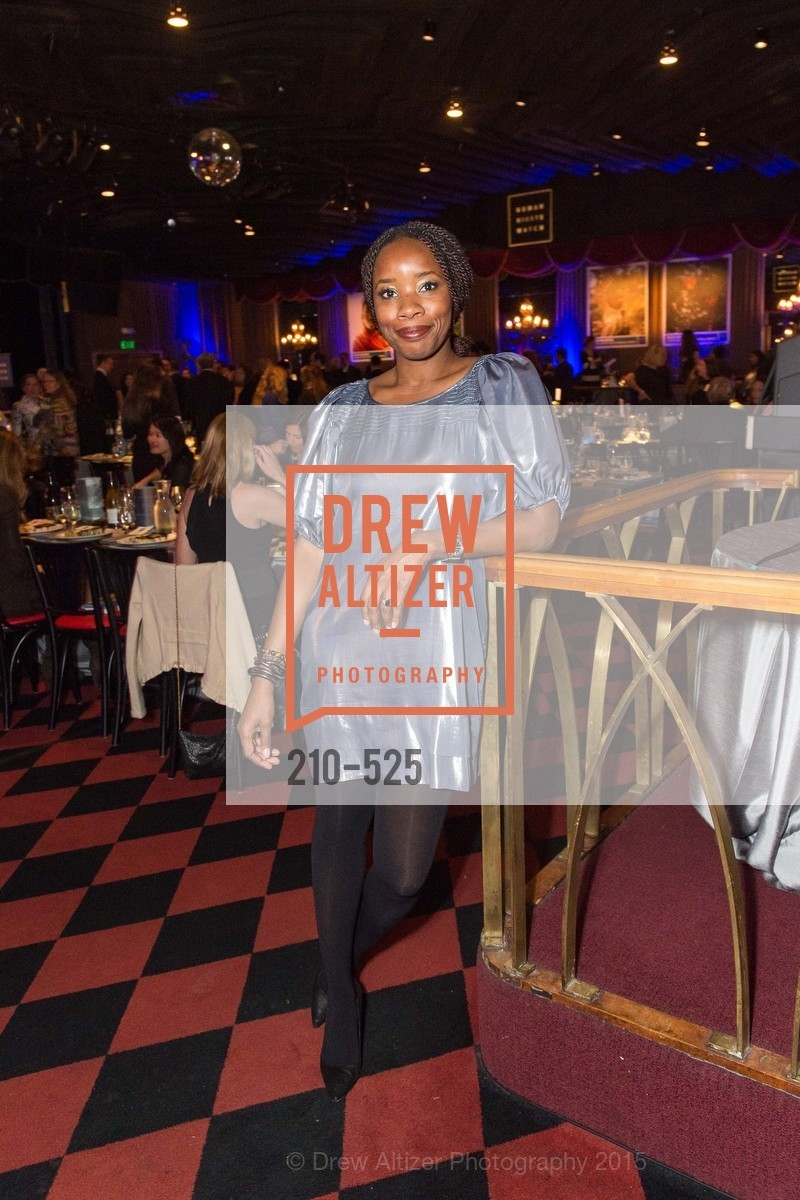 Edna Togba, Human Rights Watch Voices for Justice, Bimbo's. 2525 Van Ness St, November 12th, 2015,Drew Altizer, Drew Altizer Photography, full-service agency, private events, San Francisco photographer, photographer california