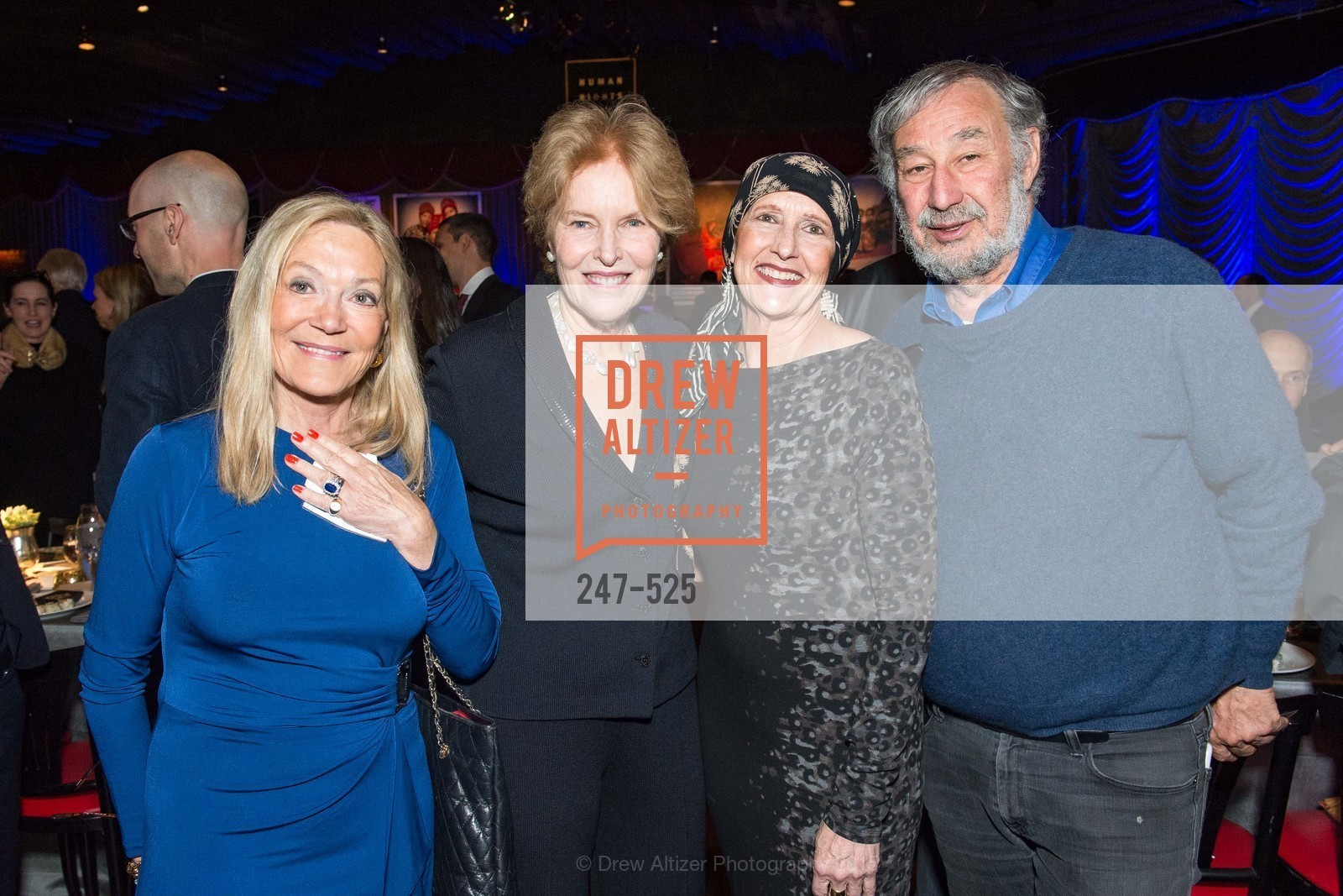 Lucinda Lee Smith, Carina Ryan, Anne Hedges, Stephen Silverstein, Human Rights Watch Voices for Justice, Bimbo's. 2525 Van Ness St, November 12th, 2015,Drew Altizer, Drew Altizer Photography, full-service agency, private events, San Francisco photographer, photographer california