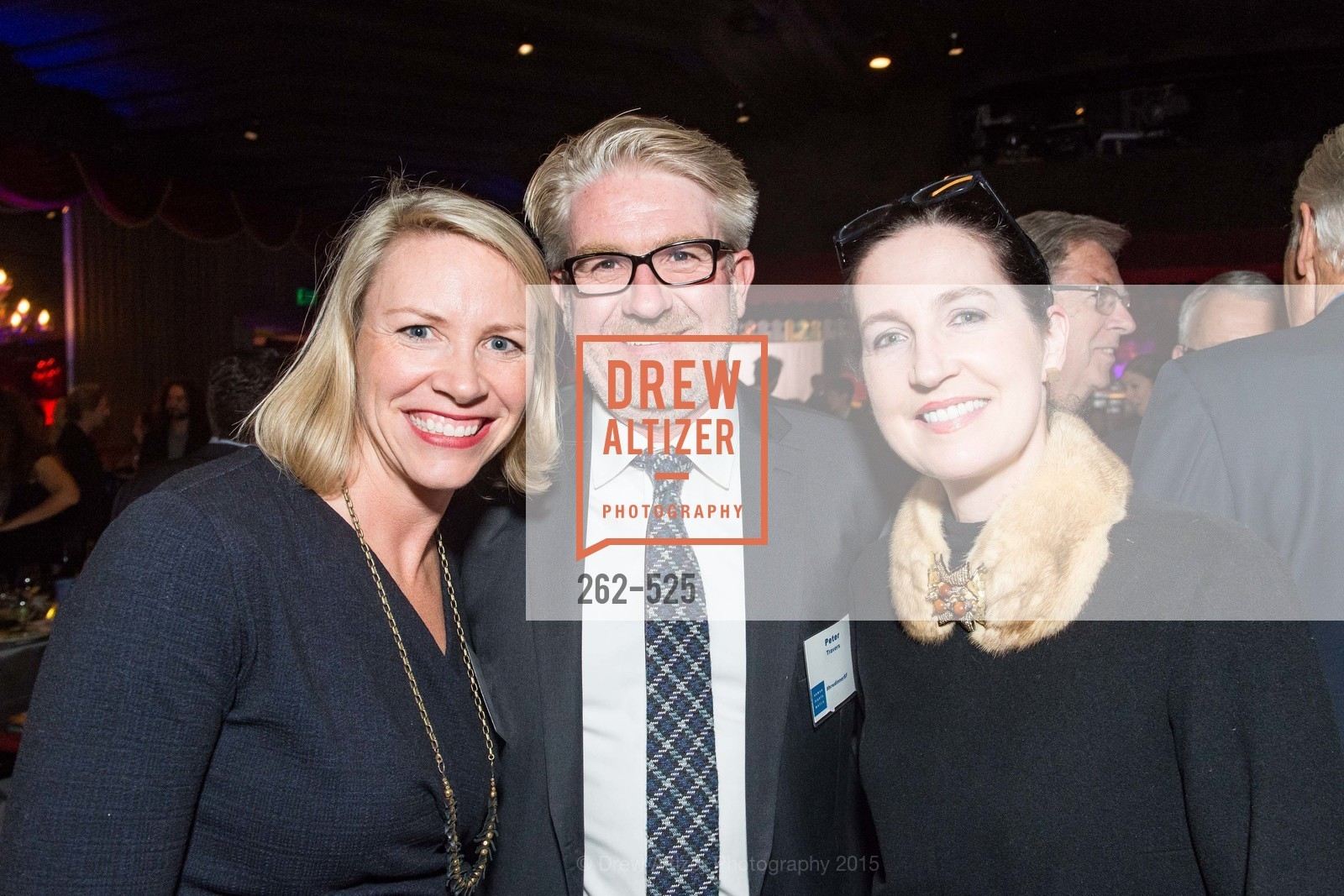 Sarah Whitelaw, Peter Travers, Mary Fox, Human Rights Watch Voices for Justice, Bimbo's. 2525 Van Ness St, November 12th, 2015,Drew Altizer, Drew Altizer Photography, full-service agency, private events, San Francisco photographer, photographer california