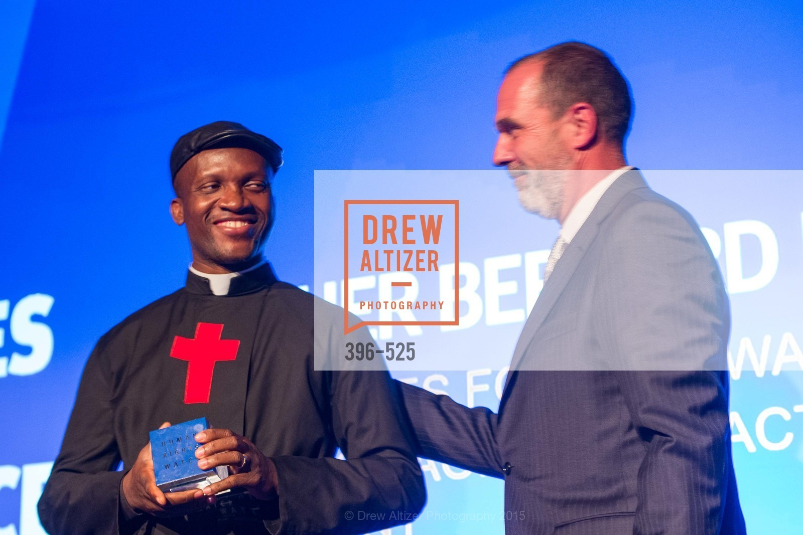 Fr. Bernard Kinvi, Peter Bouckaert, Human Rights Watch Voices for Justice, Bimbo's. 2525 Van Ness St, November 12th, 2015,Drew Altizer, Drew Altizer Photography, full-service agency, private events, San Francisco photographer, photographer california