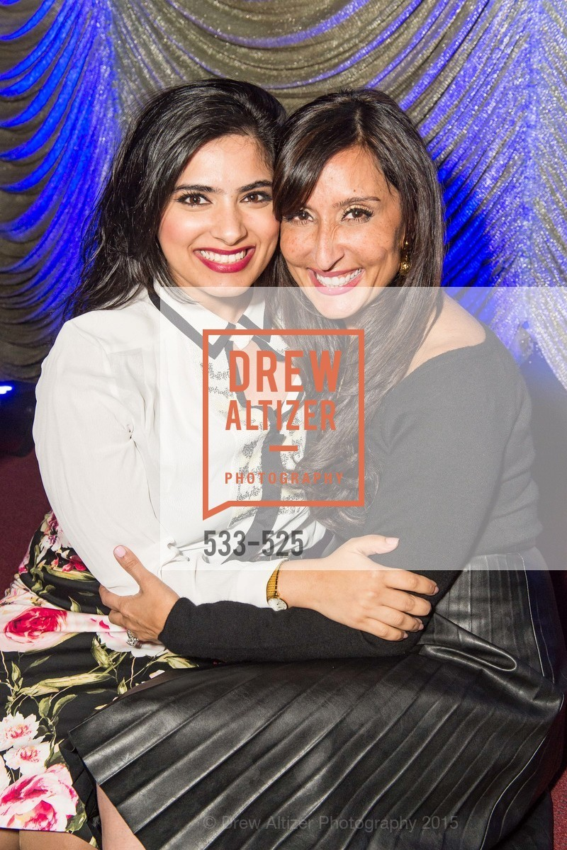 Nazia Chandiwalla, Shefali Duggal, Human Rights Watch Voices for Justice, Bimbo's. 2525 Van Ness St, November 12th, 2015,Drew Altizer, Drew Altizer Photography, full-service agency, private events, San Francisco photographer, photographer california