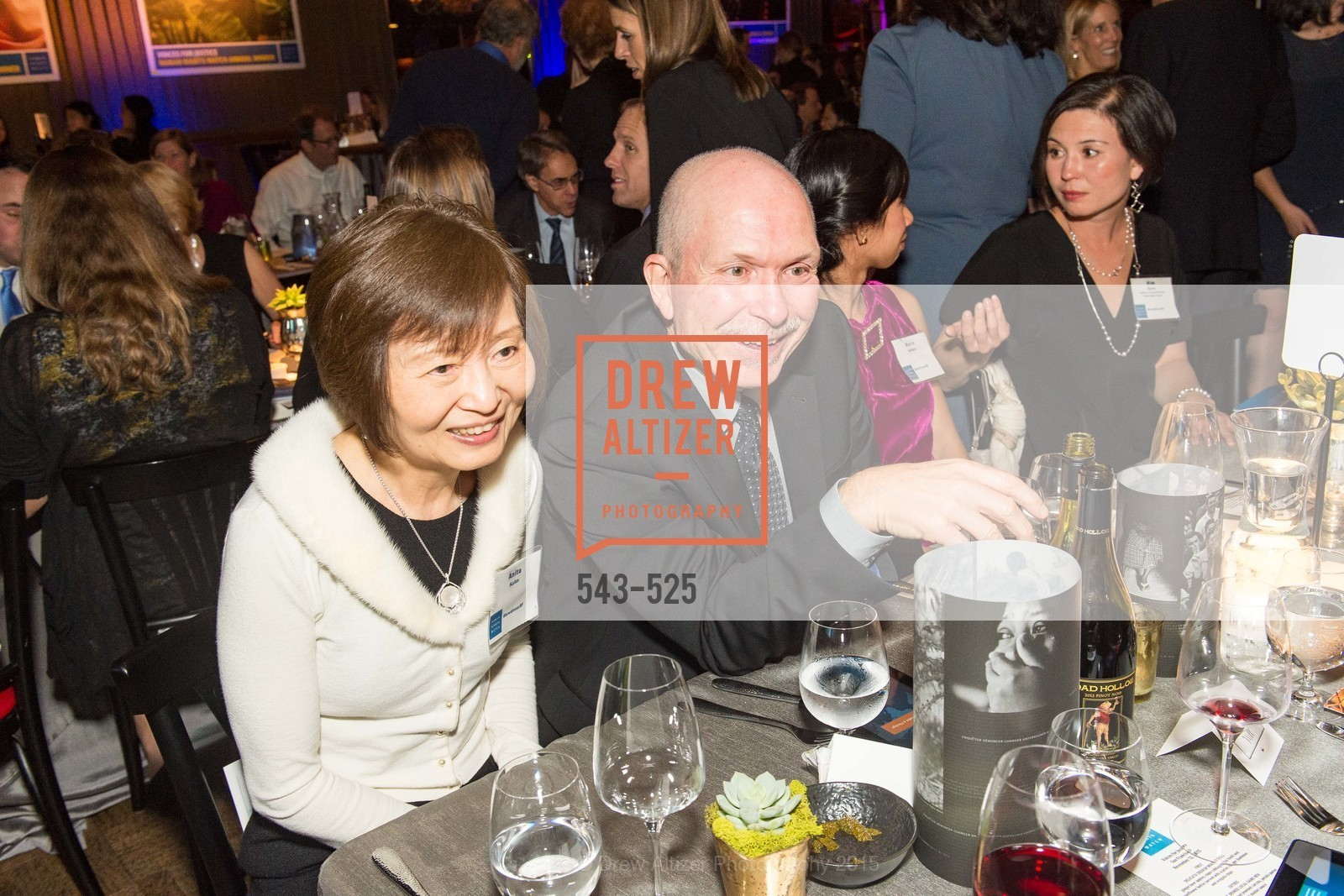 Anita Keller, David Keller, Human Rights Watch Voices for Justice, Bimbo's. 2525 Van Ness St, November 12th, 2015,Drew Altizer, Drew Altizer Photography, full-service agency, private events, San Francisco photographer, photographer california