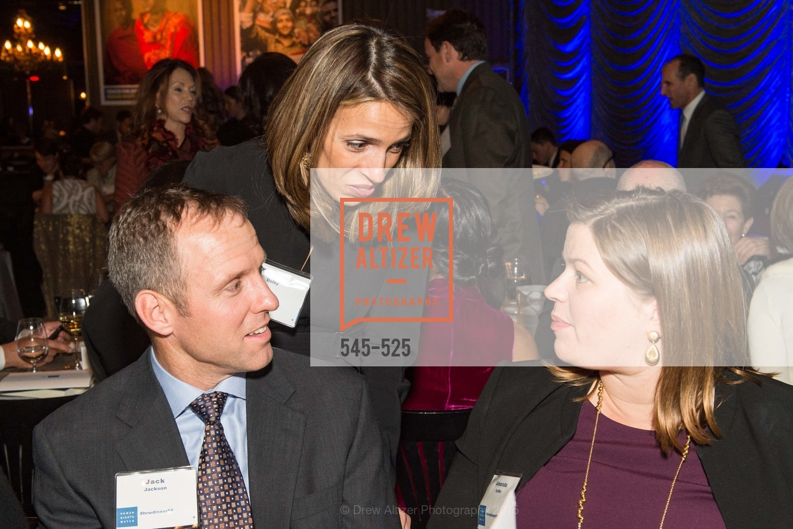 Jack Jackson, Dagmar Dolby, Amanda Peiffer, Human Rights Watch Voices for Justice, Bimbo's. 2525 Van Ness St, November 12th, 2015,Drew Altizer, Drew Altizer Photography, full-service event agency, private events, San Francisco photographer, photographer California