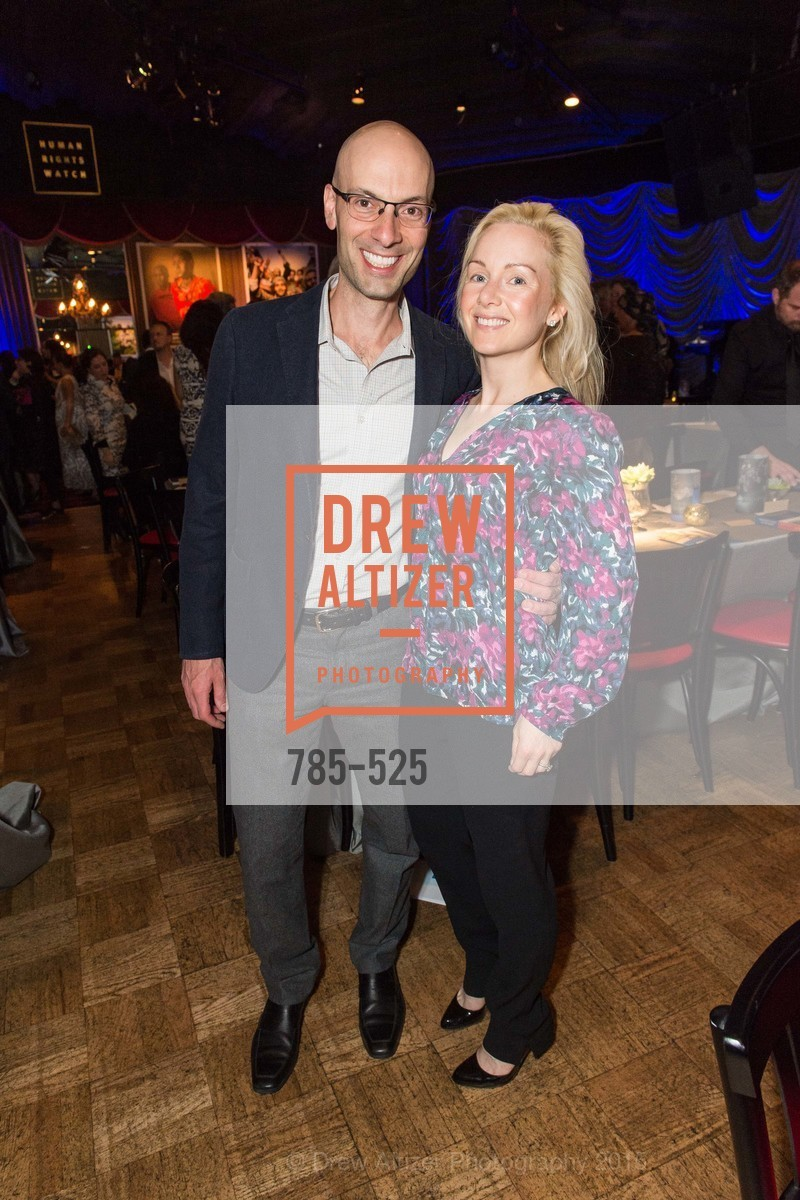 Joe Bou-Saba, Tina Bou-Saba, Human Rights Watch Voices for Justice, Bimbo's. 2525 Van Ness St, November 12th, 2015,Drew Altizer, Drew Altizer Photography, full-service agency, private events, San Francisco photographer, photographer california
