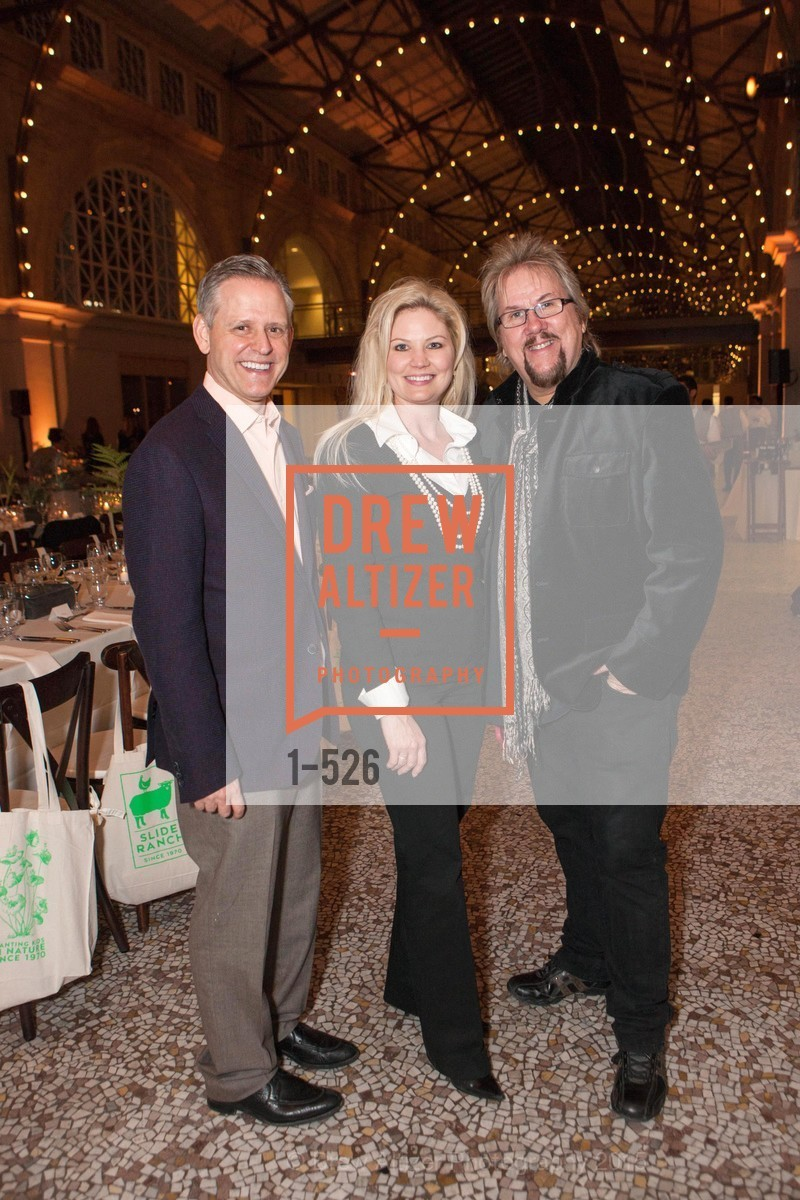 Jeff Clarke, Stacey Pack, David Pack, Slide Ranch Silver Trowel Awards Dinner & Fundraiser, San Francisco Ferry Building. 2525 Van Ness St, November 12th, 2015,Drew Altizer, Drew Altizer Photography, full-service agency, private events, San Francisco photographer, photographer california
