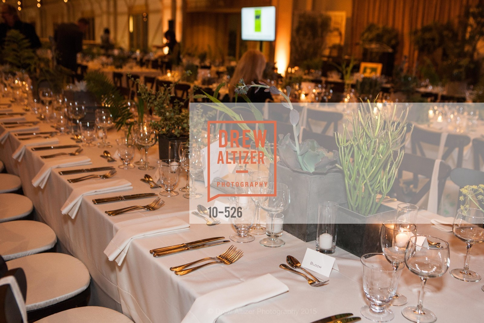 Atmosphere, Slide Ranch Silver Trowel Awards Dinner & Fundraiser, San Francisco Ferry Building. 2525 Van Ness St, November 12th, 2015,Drew Altizer, Drew Altizer Photography, full-service agency, private events, San Francisco photographer, photographer california
