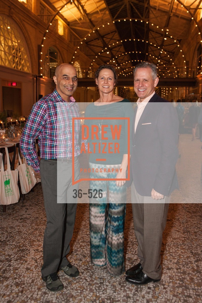 Sunil Paul, Marika Bergsund, Jeff Clarke, Slide Ranch Silver Trowel Awards Dinner & Fundraiser, San Francisco Ferry Building. 2525 Van Ness St, November 12th, 2015,Drew Altizer, Drew Altizer Photography, full-service agency, private events, San Francisco photographer, photographer california
