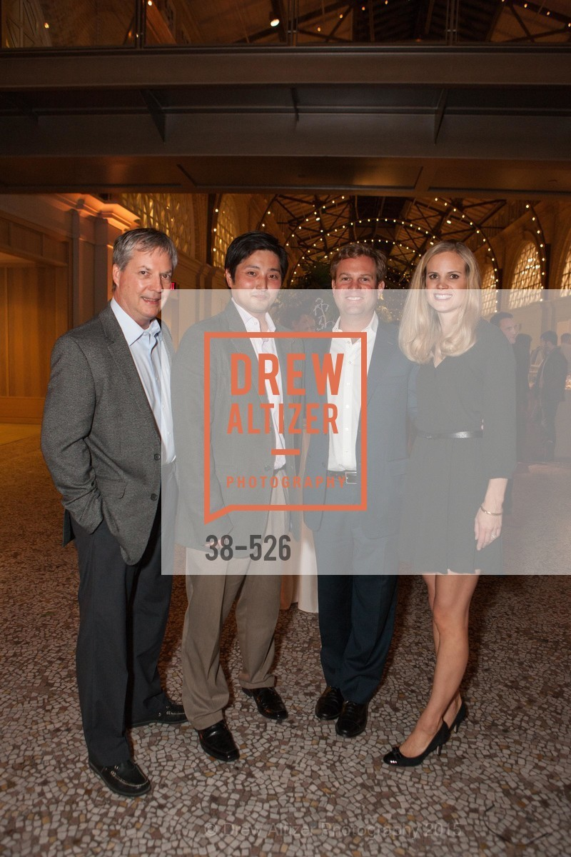 Bob O'Meara, Ricky Harada, Matt Boyd, Sarah Boyd, Slide Ranch Silver Trowel Awards Dinner & Fundraiser, San Francisco Ferry Building. 2525 Van Ness St, November 12th, 2015,Drew Altizer, Drew Altizer Photography, full-service agency, private events, San Francisco photographer, photographer california