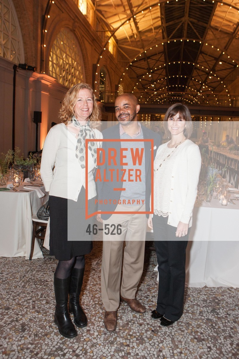 Marie Sayles, David Ibnale, Mollie Ricker, Slide Ranch Silver Trowel Awards Dinner & Fundraiser, San Francisco Ferry Building. 2525 Van Ness St, November 12th, 2015,Drew Altizer, Drew Altizer Photography, full-service agency, private events, San Francisco photographer, photographer california