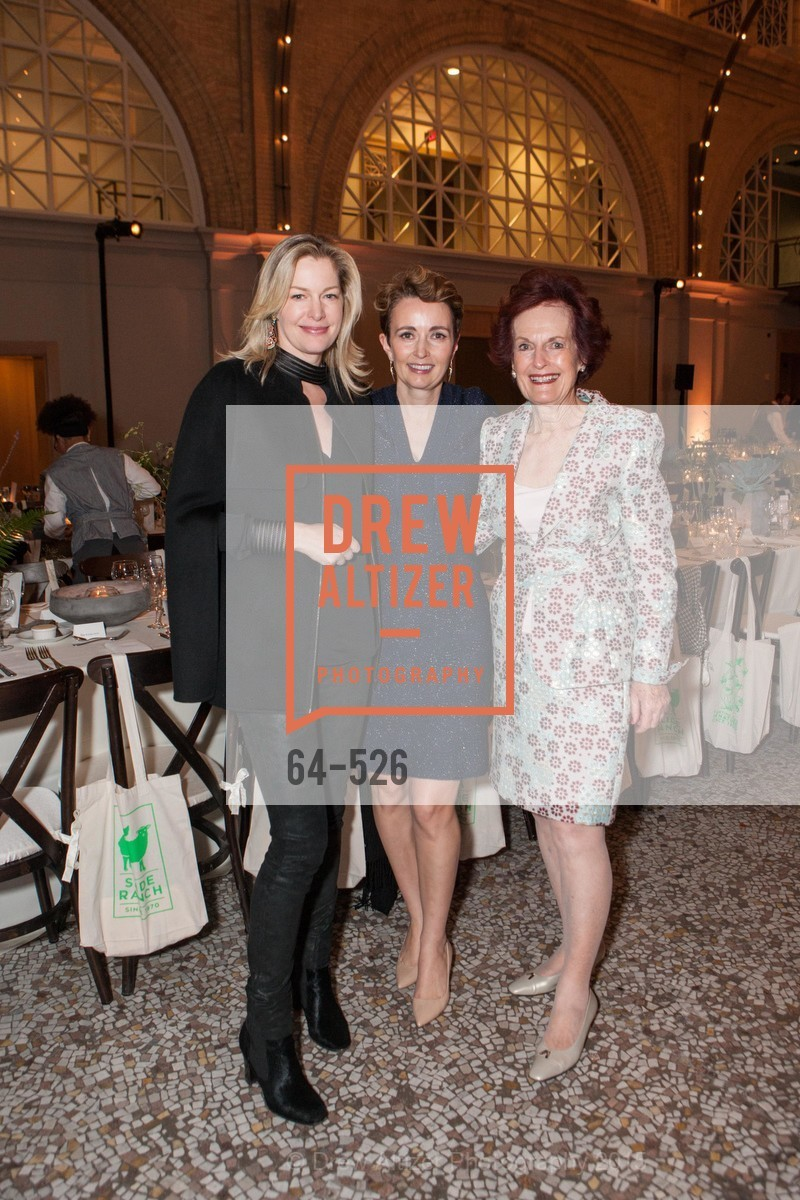 Victoria Raiser, Suzette Clarke, Helen Hilton Raiser, Slide Ranch Silver Trowel Awards Dinner & Fundraiser, San Francisco Ferry Building. 2525 Van Ness St, November 12th, 2015,Drew Altizer, Drew Altizer Photography, full-service agency, private events, San Francisco photographer, photographer california