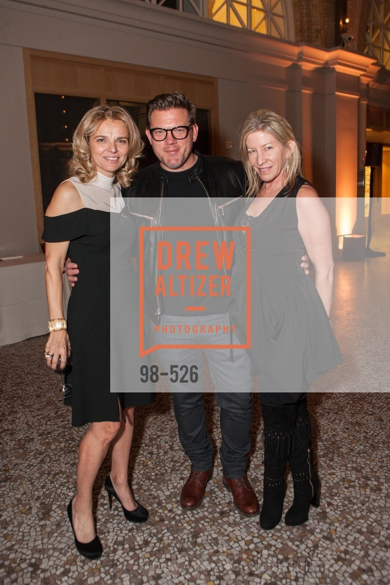 Leigh Matthes, Tyler Florence, Judy Johnston, Slide Ranch Silver Trowel Awards Dinner & Fundraiser, San Francisco Ferry Building. 2525 Van Ness St, November 12th, 2015,Drew Altizer, Drew Altizer Photography, full-service agency, private events, San Francisco photographer, photographer california