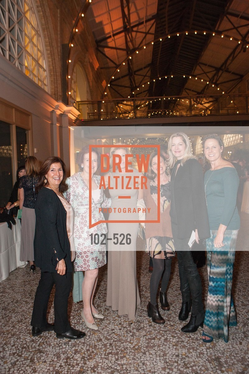 Corrine Levy, Helen Hilton Raiser, Jillian Manus, Mia Freund, Victoria Raiser, Marika Bergsund, Slide Ranch Silver Trowel Awards Dinner & Fundraiser, San Francisco Ferry Building. 2525 Van Ness St, November 12th, 2015,Drew Altizer, Drew Altizer Photography, full-service agency, private events, San Francisco photographer, photographer california