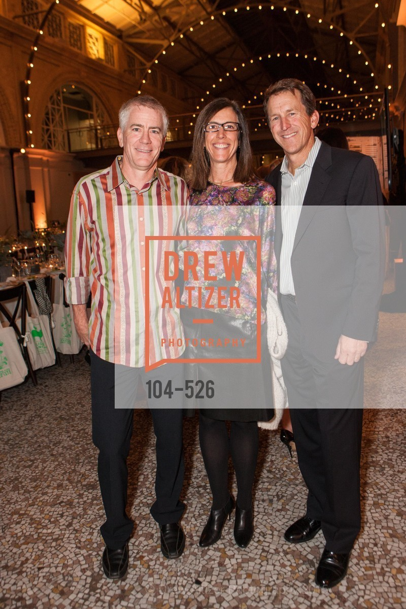 Chris Donnelly, Shannan Burney, Rich Bergsund, Slide Ranch Silver Trowel Awards Dinner & Fundraiser, San Francisco Ferry Building. 2525 Van Ness St, November 12th, 2015,Drew Altizer, Drew Altizer Photography, full-service agency, private events, San Francisco photographer, photographer california