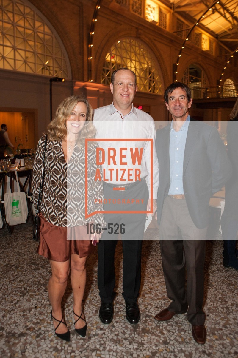 Caroline Loewy, Paul Sunshine, Gregg Alton, Slide Ranch Silver Trowel Awards Dinner & Fundraiser, San Francisco Ferry Building. 2525 Van Ness St, November 12th, 2015,Drew Altizer, Drew Altizer Photography, full-service agency, private events, San Francisco photographer, photographer california